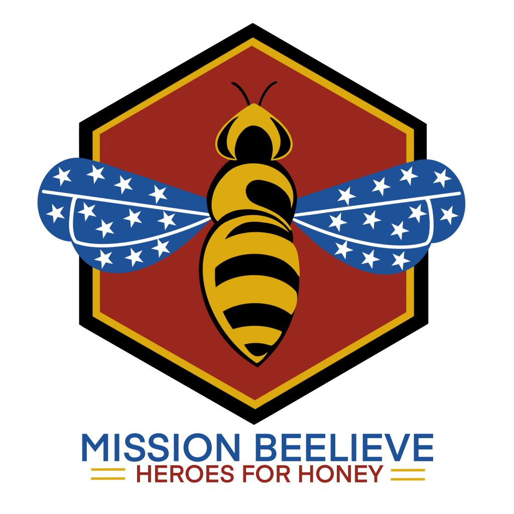 Mission Beelieve logo