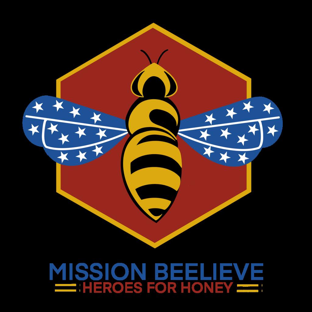 Mission Beelieve logo