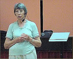 Celia Davis lectures